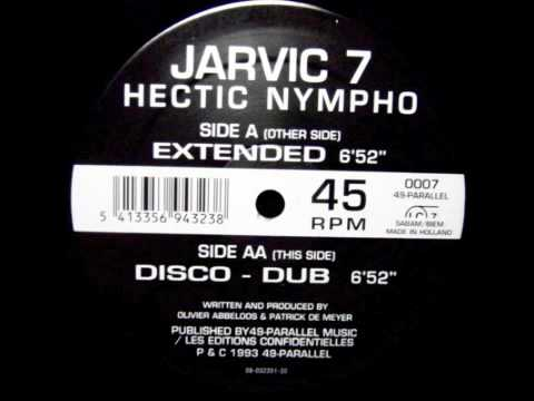 Jarvic 7 - Hectic Nympho
