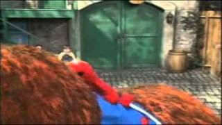 Snuffy and Elmo - Row Row Row Your Boat