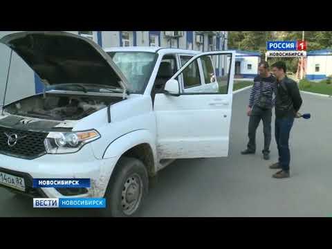 Новосибирец судится с автосалоном из-за ржавого УАЗа Патриот