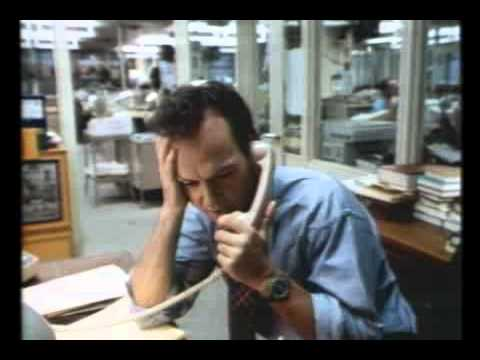 THE PAPER (1994): Movie Trailer