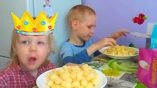 Мышка и машинка в палочках Rikki   Car & mouse toys with corn sticks Rikki