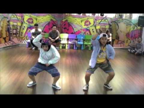CKAREL AND EDA WORKSHOP | MISSY ELLIOT - LET IT BUMP