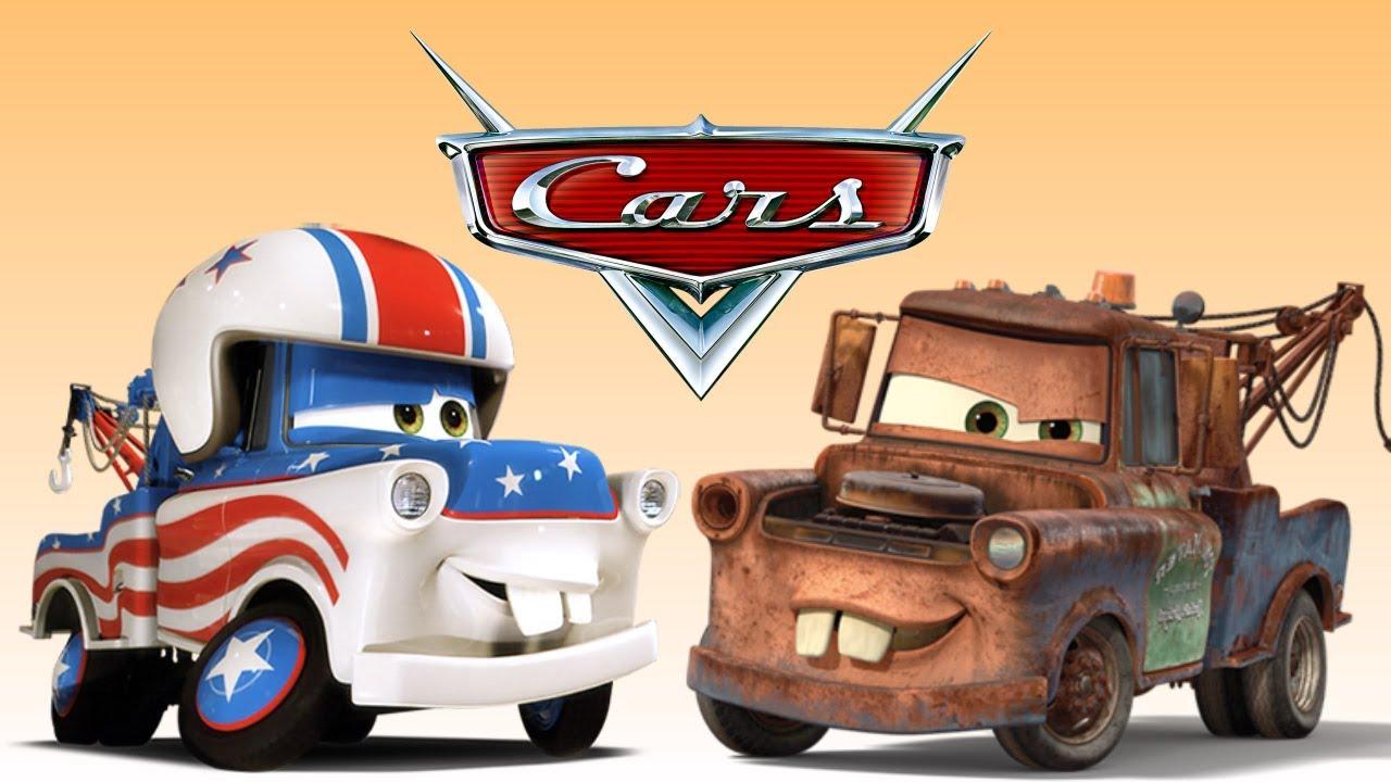 Cars Race O Rama Cars  Disney Infinity