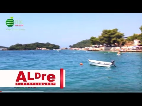 Hajde ma knej zogu Ksamil Saranda, Albania nice vacation place [HD]