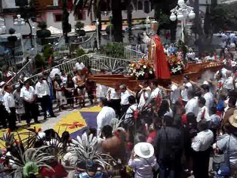 San Pedro xalostoc fiesta patronal 2010