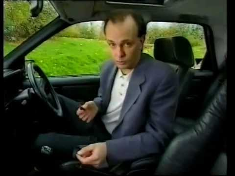 1992 Old Top Gear - Ford Sierra RS Cosworth