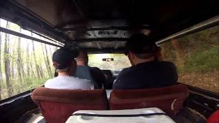 Bronco ii Hill Climb, Interior cam