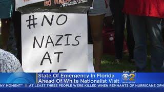 Richard Spencer Speech In Florida Prompts Emergency Declaration