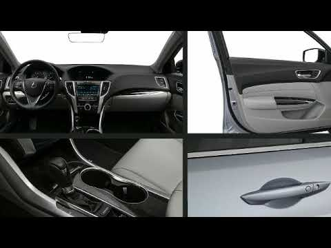2018 Acura TLX Video