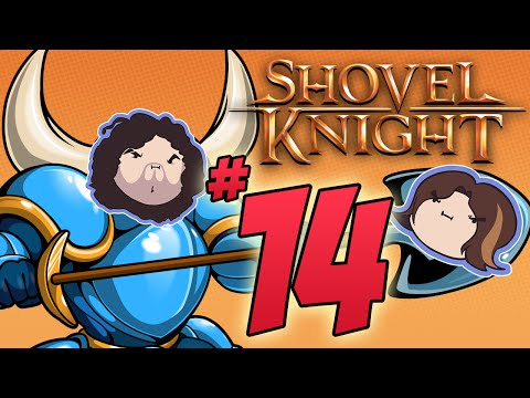Shovel Knight: THE TOUGHEST KNIGHT - PART 14 - Game Grumps