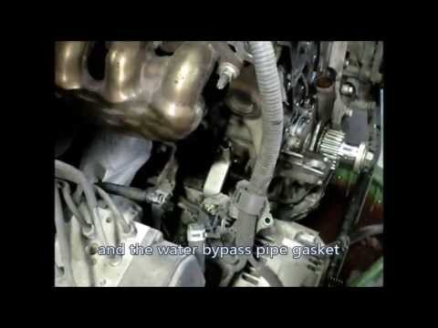 2001 Lexus IS300 2JZ-GE Timing Belt and Water Pump Replacement
