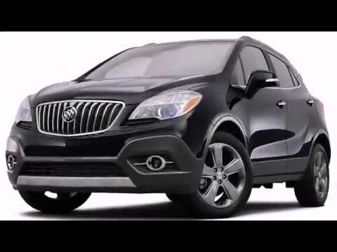 2014 Buick Encore Video