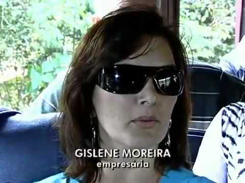 S�o Louren�o MG no Globo Rep�rter - Maria Fuma�a - �guas Minerais que Curam - Para�so