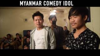 Myanmar Comedy Idol part 2