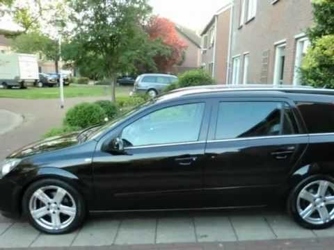opel astra 1 7 cdti cosmo 2005 stationwagon diesel youtube. Black Bedroom Furniture Sets. Home Design Ideas