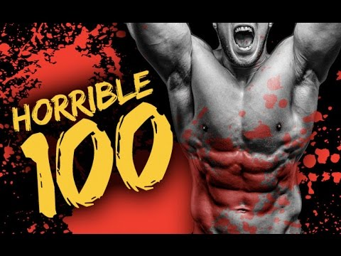 "Xtreme Fat Burning Circuit - ""The Horrible Hundred!"" - YouTube"