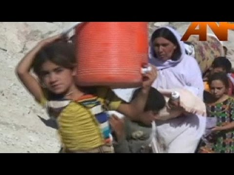 Iraq: Yazidi refugees still trapped on Mount Sinjar