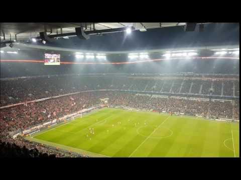 Bayern - Arsenal February 2017