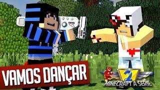 Minecraft a Série 2 #20 - Vamos dançar? Dubstep Gun