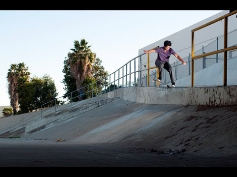 Cold Gravy Skateboarding - Cross Country Gravy Part 1
