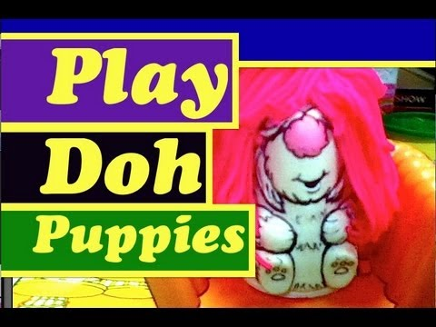 0 Play Doh Dog Grooming Pet Shop Salon Set Fluppy Dogs Toy Review by Mike Mozart