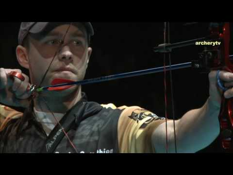 13th European Tournament of archery 2010 - Ind. Match #4 Video