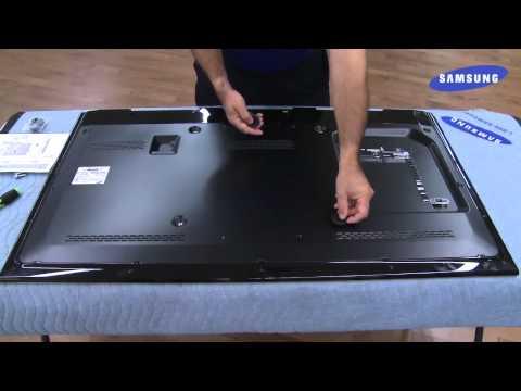 Samsung HDTV (UND6003) - Ultra Slim Wall Mount