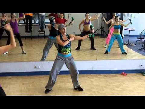 Vero Beach Training Workout With Zumba