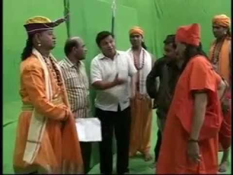 Sang Sang Gangaram Film Making Indias First Full Vfx In Marathi By Sava Studios video