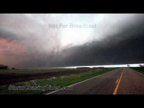 5/5/2012 Storm Chase from Mitchell, SD to Ward, MN