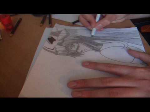 Bleach Neliel Drawing Drawing Neliel tu