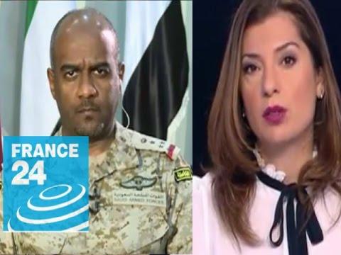 فيديو: احمد عسيري يوبخ مذيعة فرانس24 ويجبرها لآعادة الاسئلة بطريقة محترمة