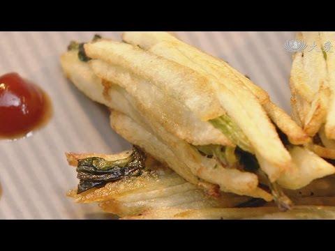 現代心素派-20150503 小廚師廚房 - 菠菜薯條