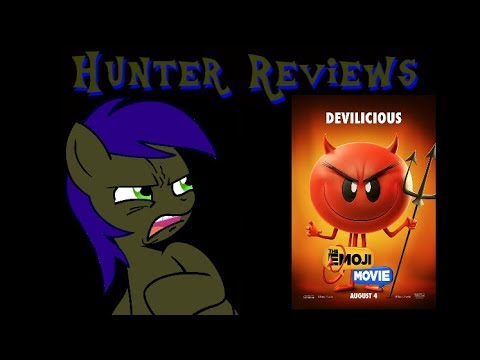 Hunter Reviews: The Emoji Movie
