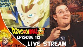 Dragon Ball Super Episode 112 CABBA VS VEGETA & CABBA SSJ2!?! LIVE STREAM DISCUSSION!!!