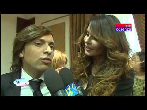 Lamezia Terme: moda, Nina Moric insieme ad Anton Giulio Grande
