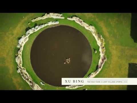 Xu Bing's Tao Hua Yuan: A Lost Village Utopia