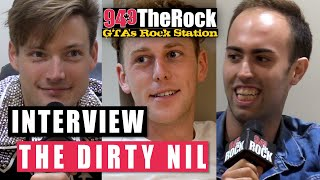 The Dirty Nil on Their New Album 'Master Volume', Hamilton Musicians, Touring in Germany + More
