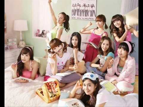 Snsd- Boyfriend video