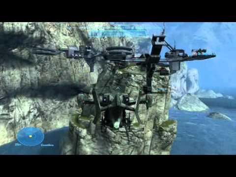 Halo Reach Falcon Wallpaper Halo Reach Forge World