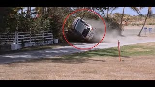 Rally car crashes compilation 2019 | Over 10 minutes of Rallye Car Crash Mayhem