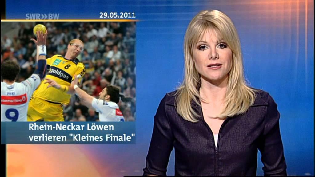 Tatjana Gessler SWR Landesschau aktuell BW 29-05-2011