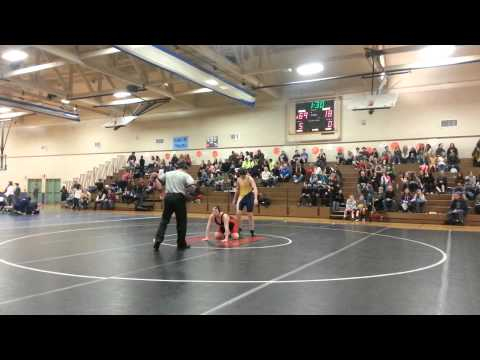 Adam Vs. Haller middle school 3/7/13