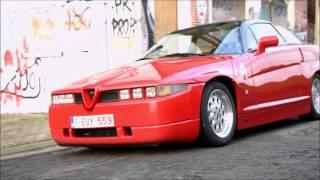 '90 Alfa Romeo SZ 042/1036