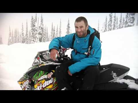 Ski-Doo U: Getting Unstuck