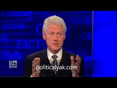 Bill O'Reilly Interviews Bill Clinton