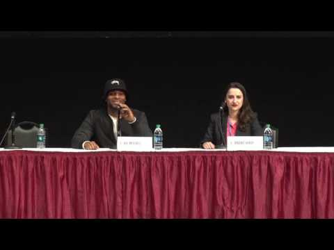 Pensacon 2016 Kel Mitchell Panel