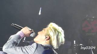 [fancam] 140602 Suho Solo Beautiful @ The Lost Planet Concert In Hong Kong