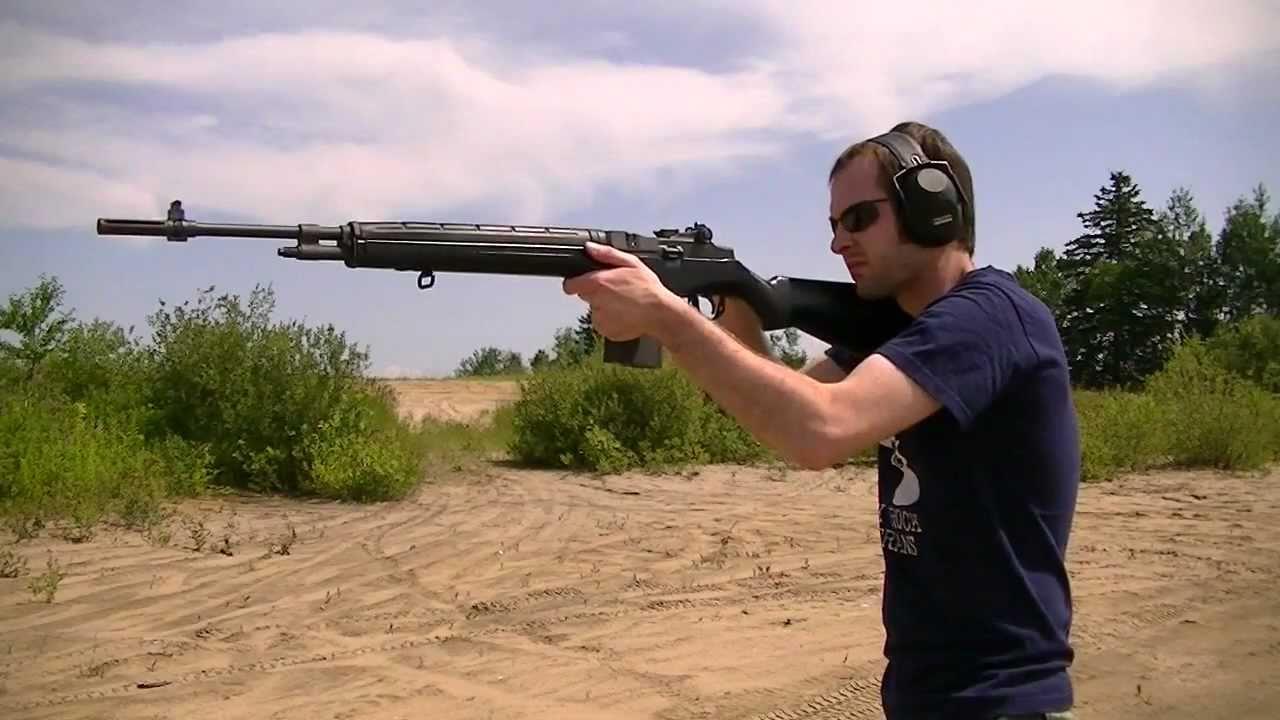 R Lee Ermey Norinco M14s 7.62x51mm...