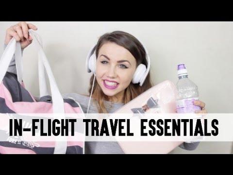 In-Flight Travel Essentials for Summer Holidays ✈️☀️ | CopperGardenx